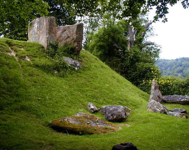 Part of Coldrum Long Barrow