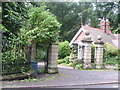 SJ6105 : Gate House for Leighton Hall by A Holmes