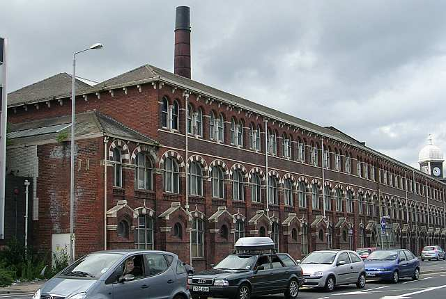 Alf Cooke's Packaging Factory - Hunslet Road
