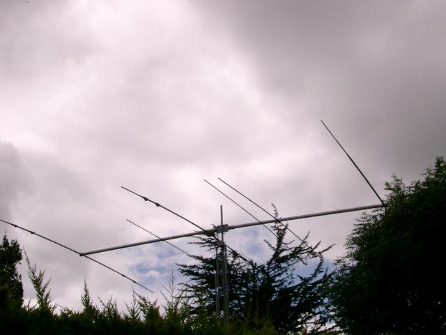 Radio Ham Beam of EI6HW