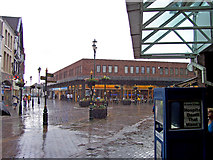 TA2609 : Wet Monday Afternoon in Grimsby by David Wright