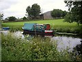SD5383 : Lancaster Canal Trust narrow boat by Ian Bottomley