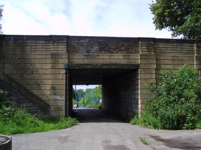 Melrosegate Bridge