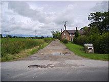 SE6757 : Bridleway by Sam Kelly