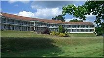 TQ8335 : Garland Ward, Benenden Hospital by Anthony Eden