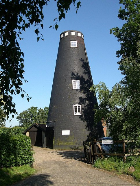 How Hill Corn Mill 2