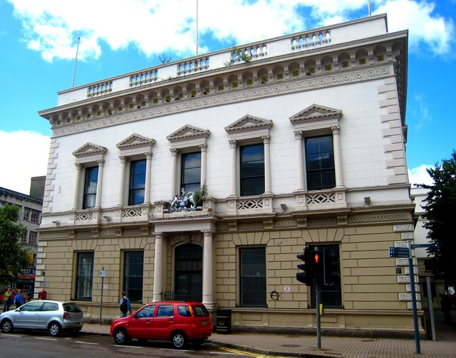 The Exchange and Assembly Rooms
