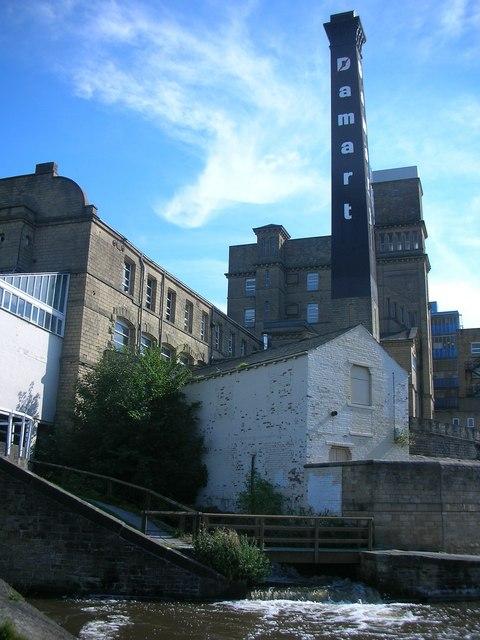 Damart Mill (Bowling Green Mills)