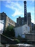 SE1039 : Damart Mill (Bowling Green Mills) by John Haig