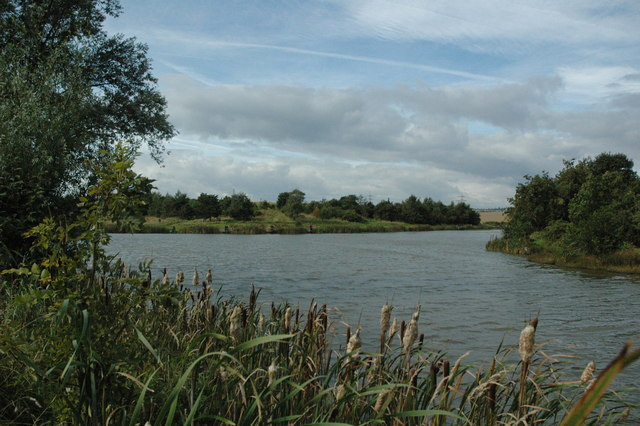 Athersley Community Lake
