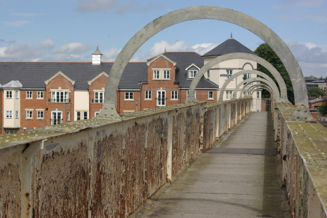 Osney Footbridge, Oxford