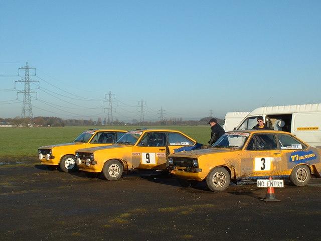 TI Rallyschool, Melbourne Airfield