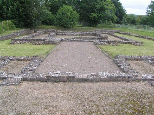Caerwent Roman Temple
