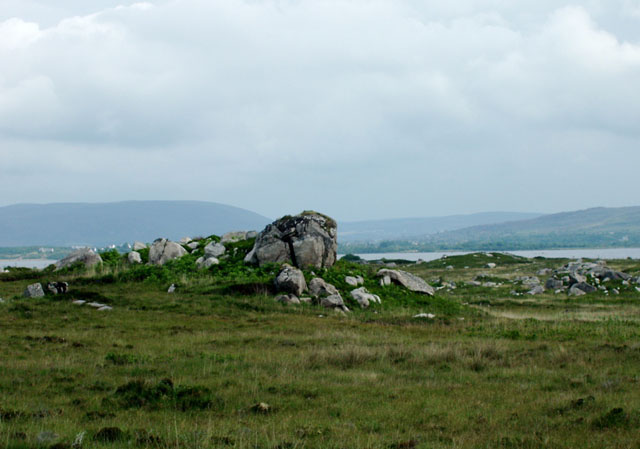 Rocky outcrop near Bundovowen