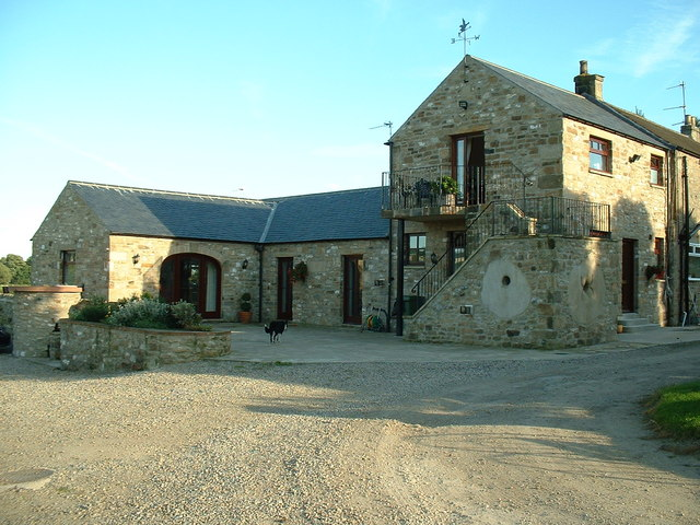 Millstones/Old Mill Cottage