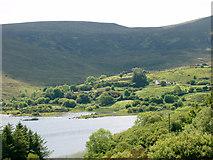 G3815 : Head of Lough Talt from the Sligo Way by Liz McCabe