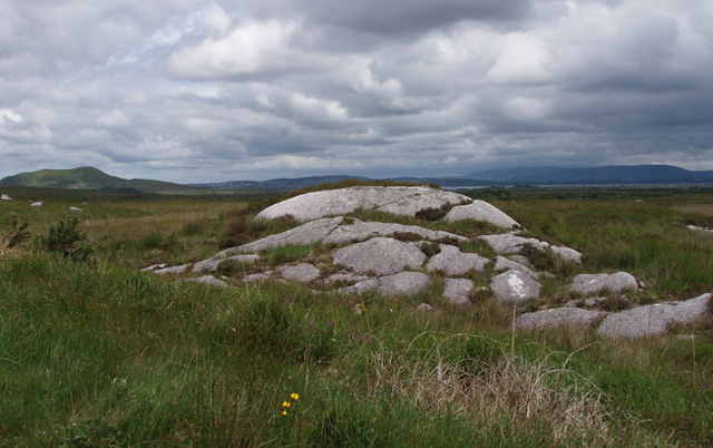 Moorland on Cunnagher North