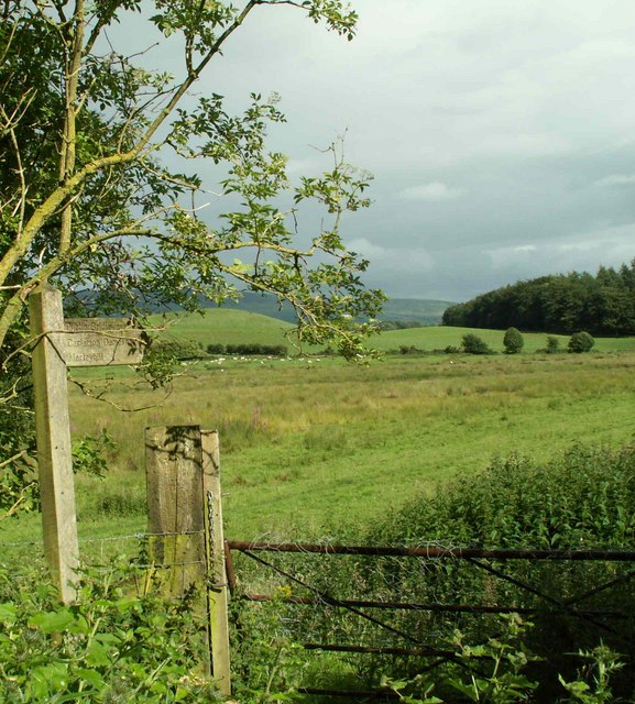Bridleways to Carlatton Demesne and Morleyhill