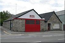 SW7834 : Penryn old fire station by Kevin Hale