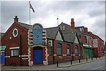 SD8203 : Royal British Legion Prestwich Branch by Stephen McKay