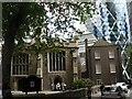 TQ3381 : City parish churches: St. Helen Bishopsgate by Chris Downer