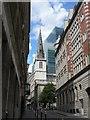 TQ3380 : City parish churches: St. Margaret Pattens by Chris Downer