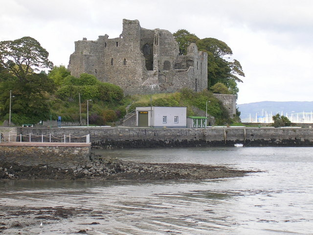 King John's Castle Carlingford