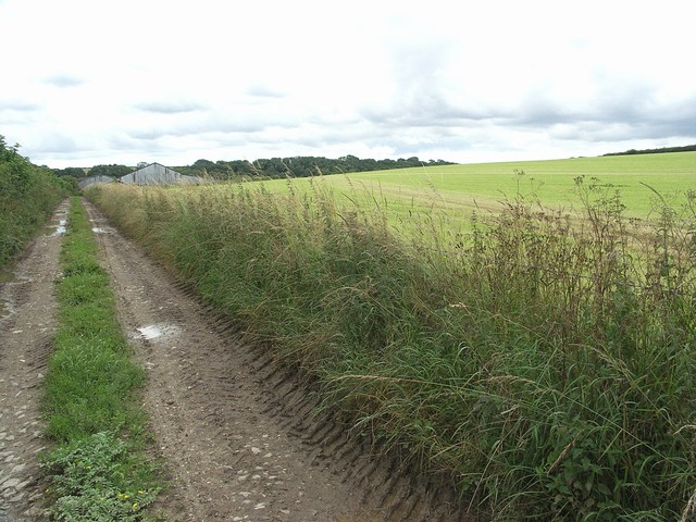 North Eastern Access Road to Little Puddle Farm