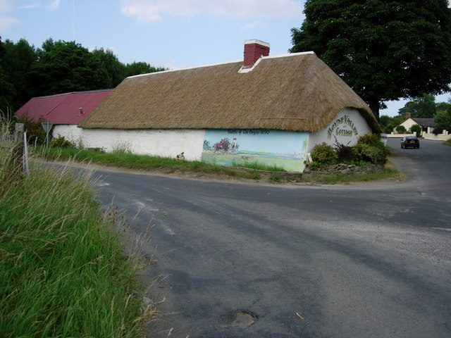 Battle of the Boyne Cottage, Donore