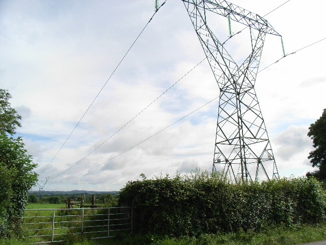 220kV Power Line Near Rosnaree