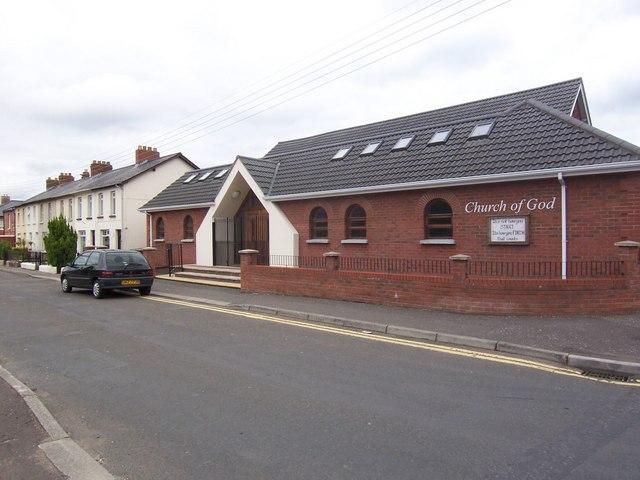 Church of God, Dunmurry