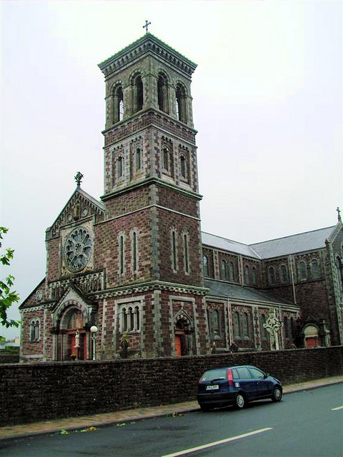 St. Carthage RC Parish Church, Lismore, Waterford County