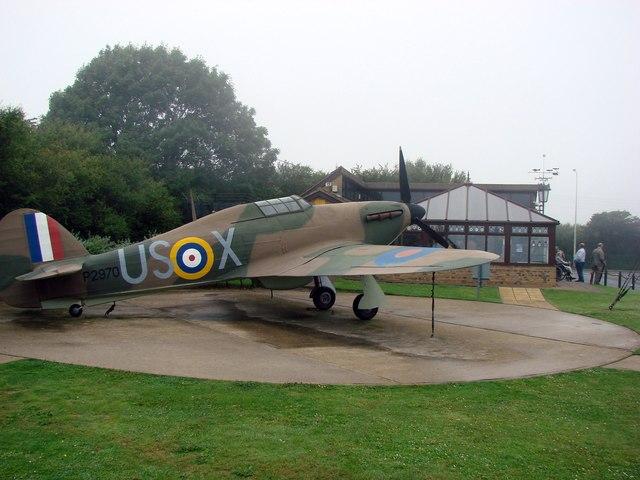 Battle of Britain Memorial Site, Capel-le-Ferne.