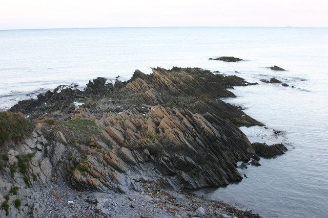 Jagged Rocks
