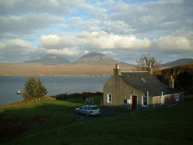 Bunnahabhain cottage