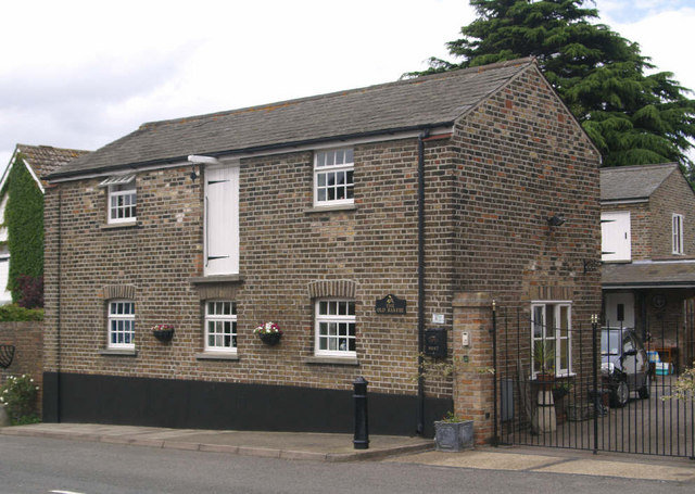 The Old Bakery, Orsett by John Winfield