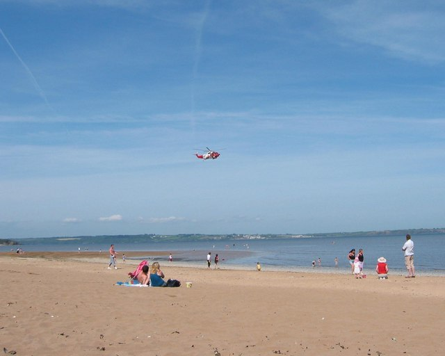South end of Woodstown beach