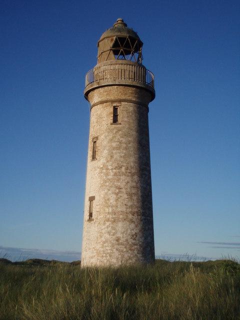 Lower Lighthouse, Buddon Ness
