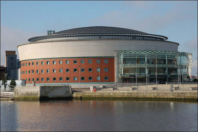 The Waterfront Hall, Belfast