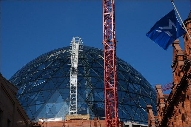 Belfast's new dome (3)
