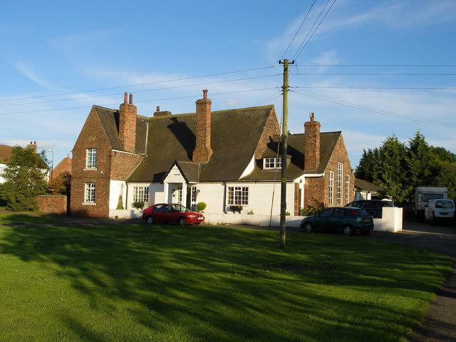 Converted village school