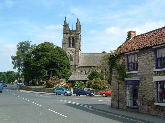 All Saints Church, Helmsley, North Yorkshire