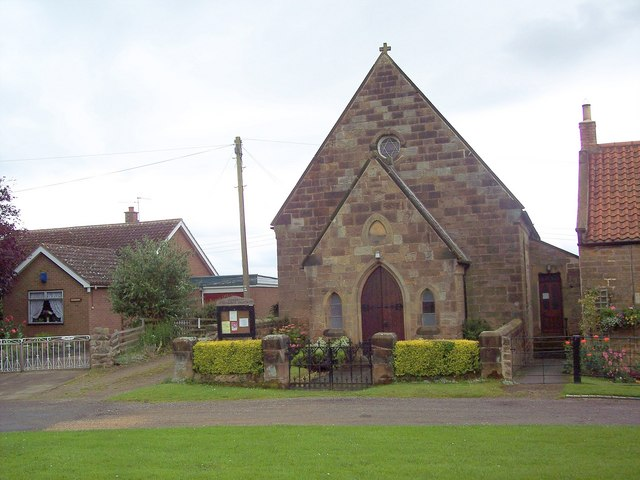 Borrowby Methodist Church