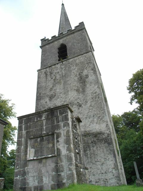 Church Tower at St. Ultan's, Ardbraccan