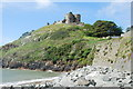 SH5037 : Castell Criccieth Castle by Alan Fryer