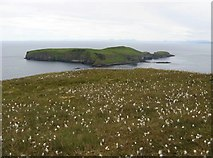NG4198 : Looking east from Garbh Eilean by Eileen Henderson