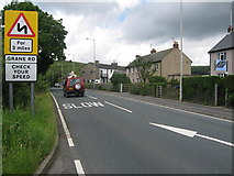 SD7622 : Grane Road by Paul Anderson