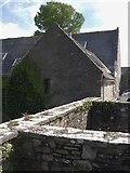 SX7962 : Buildings at Dartington by Derek Harper