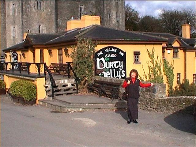 Bunratty pub