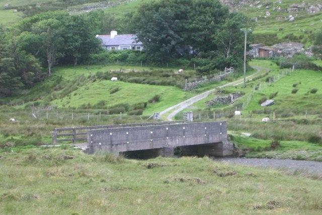 Bridge over Glenummera River